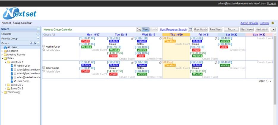 Share Google Calendar Outside Organization : Sateraito office inc